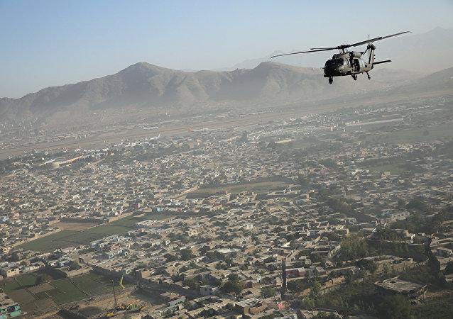 阿富汗军方消灭塔利班最危险的影子省长