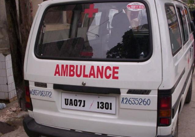媒体:不明身份者在印度一市场开枪造成12人死亡