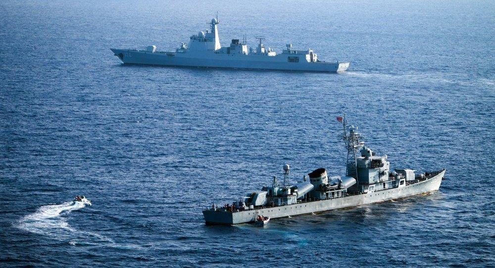 外媒:中国2017年的国防预算首次突破万亿元