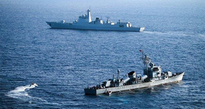 俄驻华大使:俄中在波罗的海军演为两国军事合作拉开新篇章