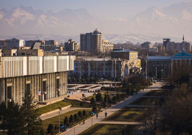 吉爾吉斯斯坦首都比什凱克