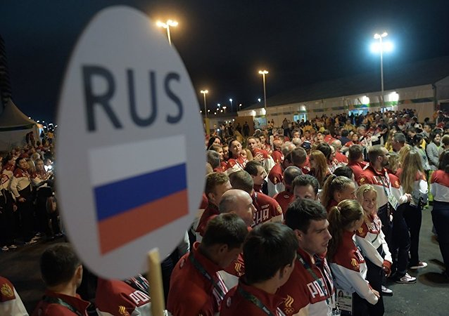 俄罗斯运动员
