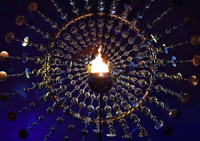 年里約熱內盧奧運會開幕式