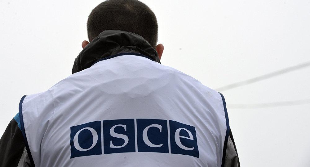 俄罗斯希望欧安组织诚实调查顿巴斯客车案