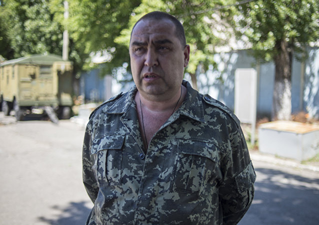 欧安组织公布调查刺杀卢甘斯克人民共和国领导人的即时报告