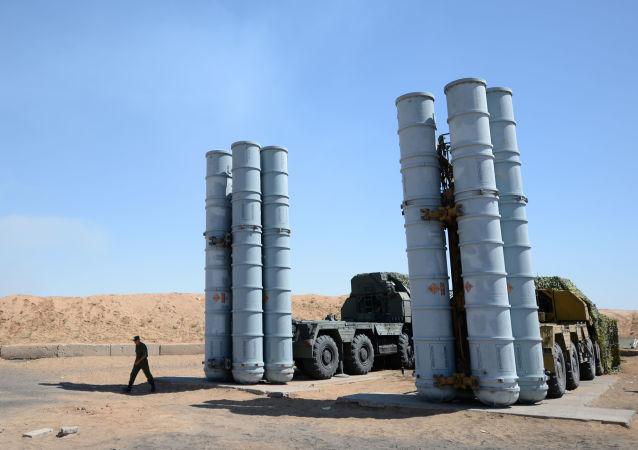 S-300防空导弹系统