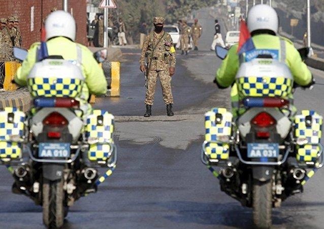 巴基斯坦警察