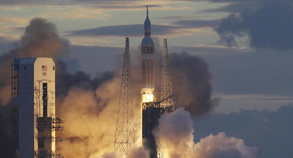 特朗普:美国将称霸太空,不落后于俄中