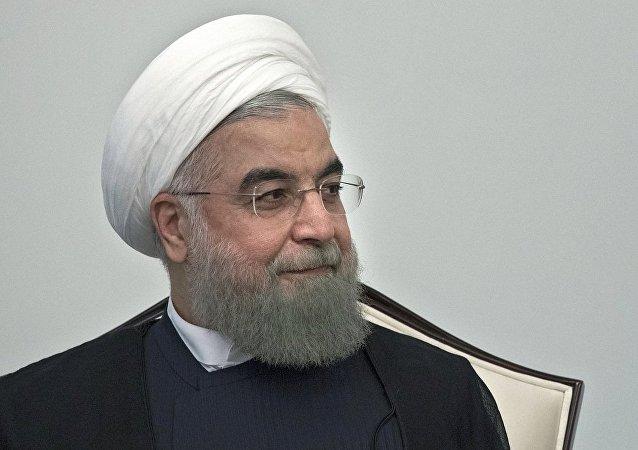 伊朗總統:伊方只要能從伊核協議獲益就不會退出