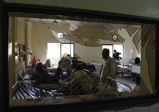 中國外交部:中方強烈譴責巴基斯坦奎塔恐怖襲擊事件