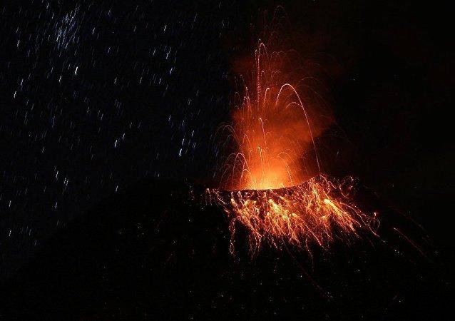 尼加拉瓜火山将开通网络