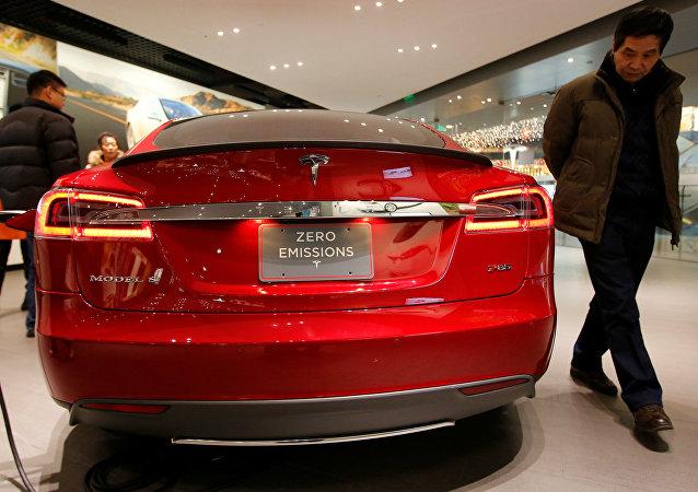中国商务部:特斯拉在上海设厂有助于推进中国新能源汽车行业发展