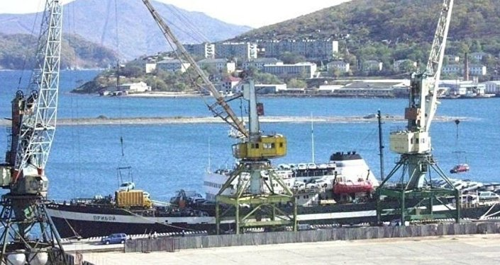扎魯比諾港