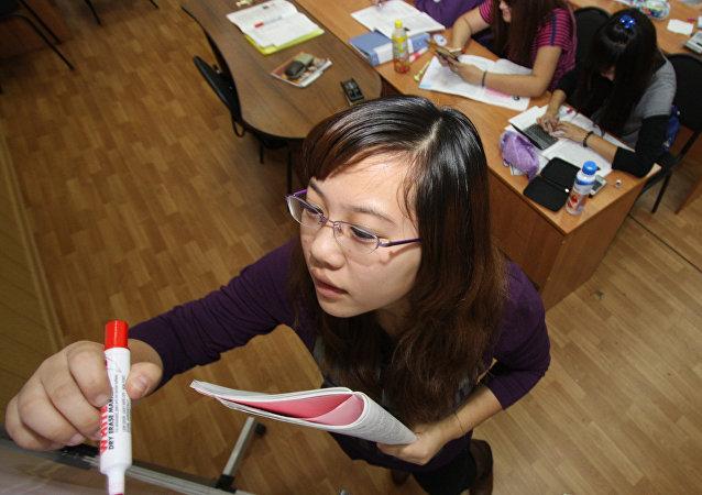 俄媒:俄罗斯大学中国留学生数量日益增多