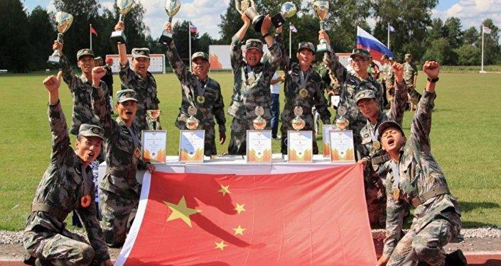 國際軍事比賽(資料圖片)