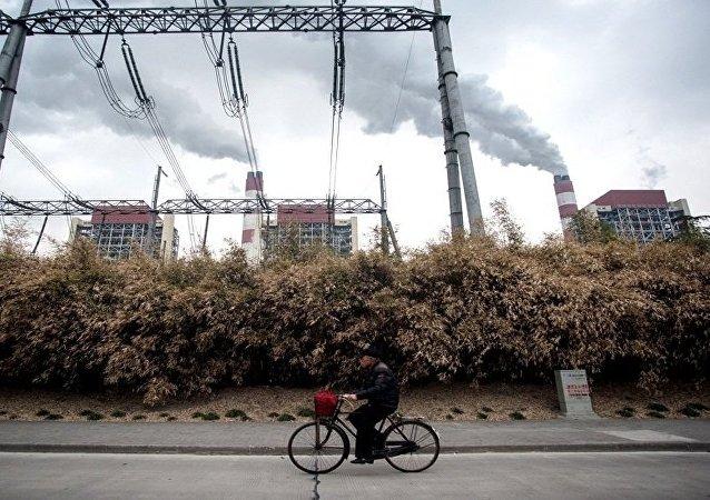 俄中两国公司将恢复俄阿穆尔州燃煤电厂建设项目