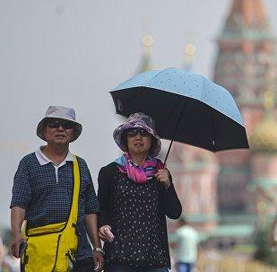 2017年有500萬人次外國遊客到訪俄首都