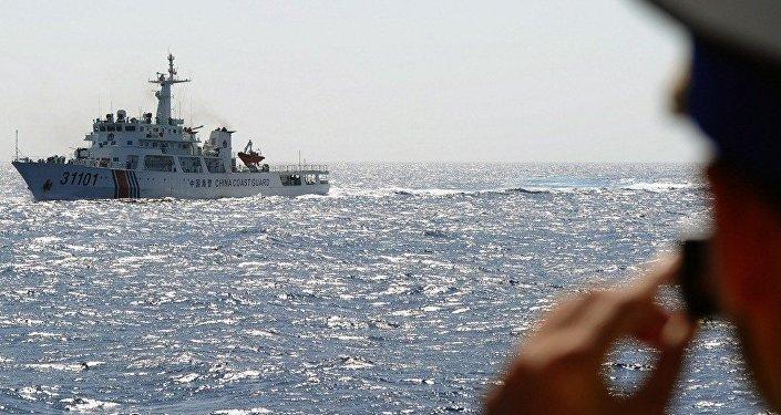 俄專家:美國在南海無法有效對抗中國