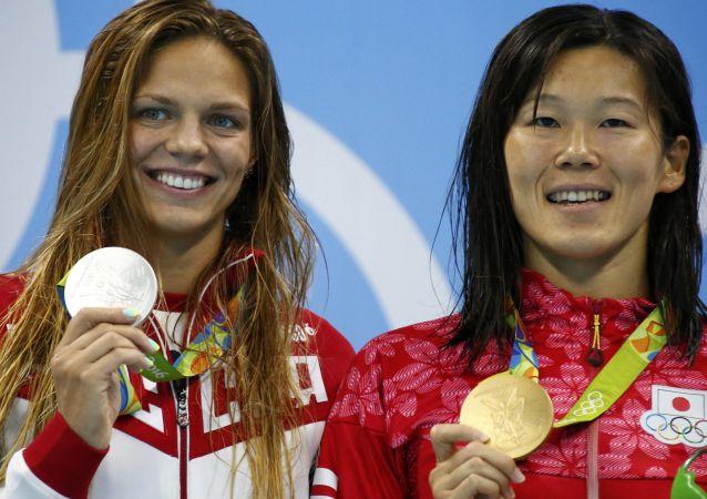 國際奧委會:頒獎期間運動員相互不表示祝賀是不可接受的