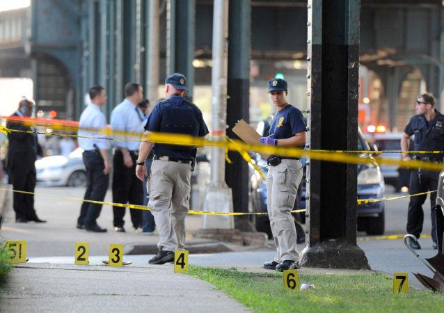 伊斯蘭教長(伊瑪目)與其助手在紐約被槍殺