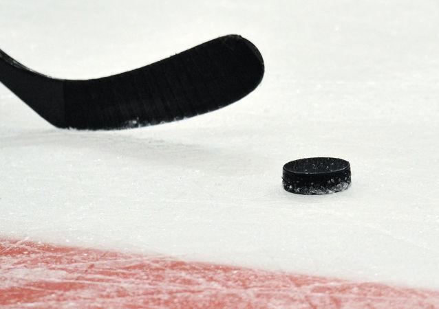 媒体:警察在冬奥冰球比赛期间救助八龄童