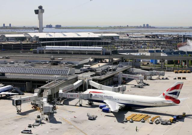紐約肯尼迪機場