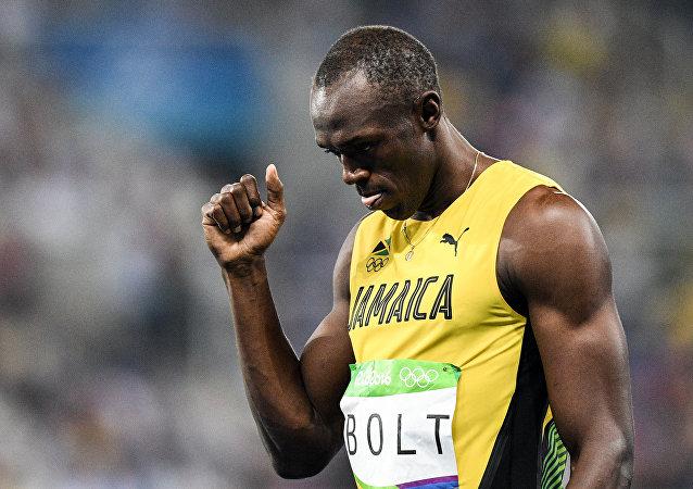 博爾特第七次成為奧運冠軍