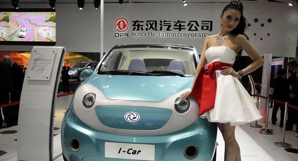 东风汽车将在2016年莫斯科国际车展上推出6款新车