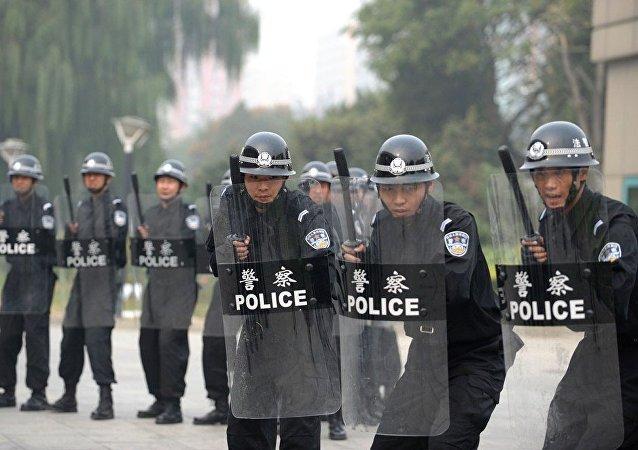 港媒:广东乌坎周二发生警民冲突