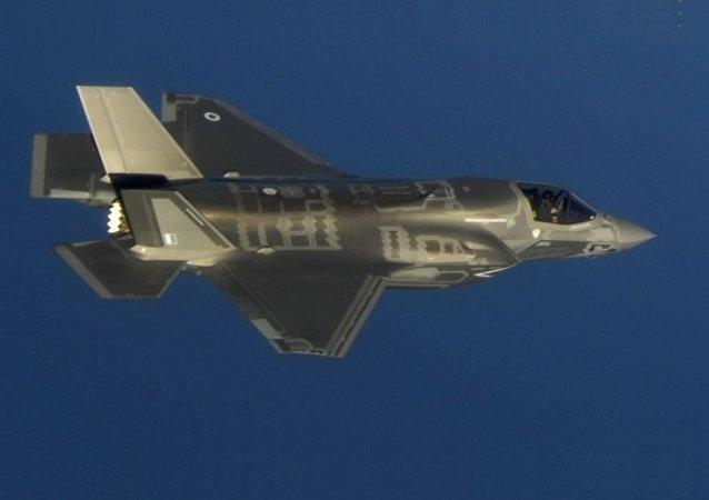英国的F-35B
