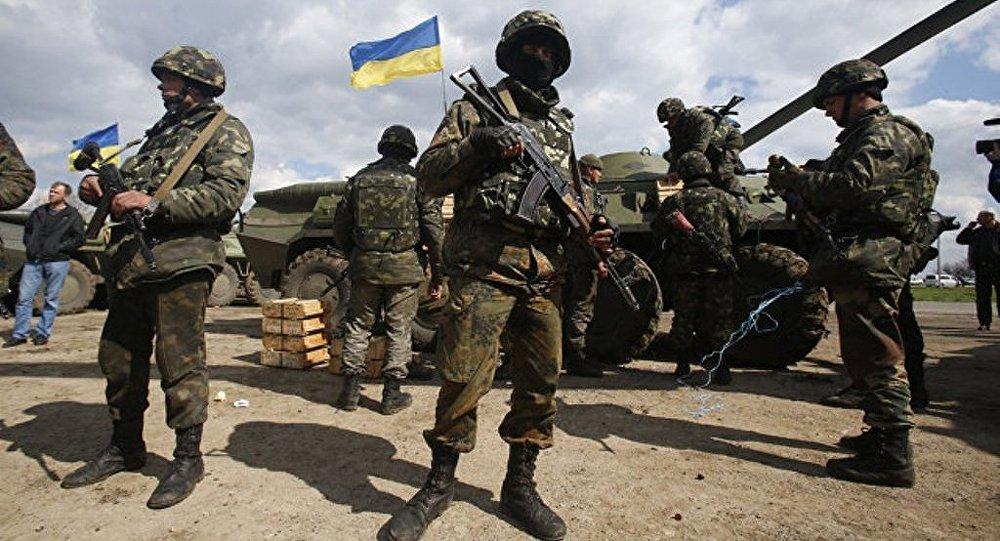 烏軍事檢察長:約3800名烏軍官兵在頓巴斯喪生 另有550人自殺