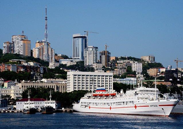 「額爾齊斯」號醫院船