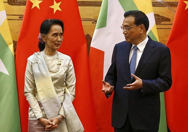 中國副外長:中方支持8月底即將舉行的21世紀彬龍會議