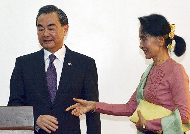 中國副外長:緬甸將設立調查委員會解決密松水電站問題