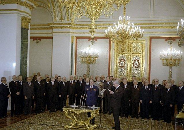 俄共主席:「蘇共黃金」問題尚有待解決