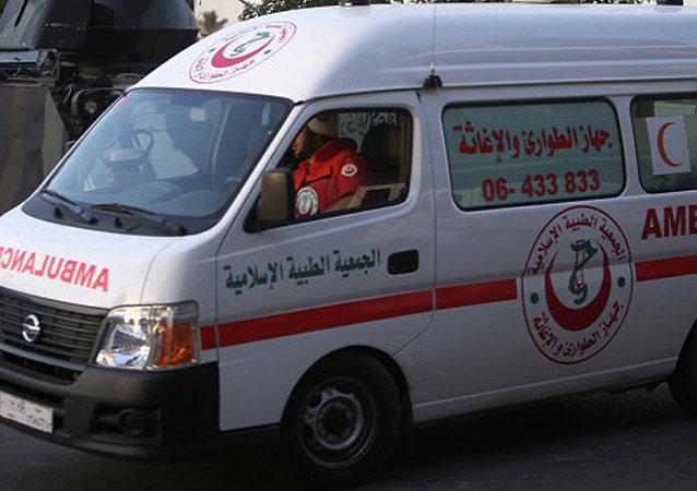 消息人士:利比亞軍隊第10旅指揮部遇襲 7死43傷