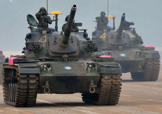 台湾CM-11坦克