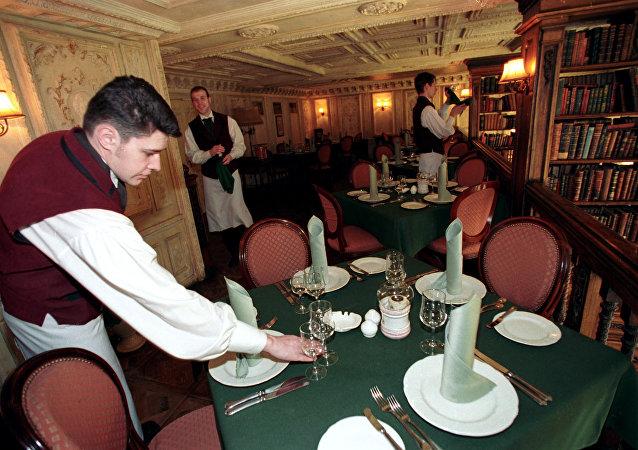 俄羅斯公司計劃2019年在香港和澳門開設餐廳