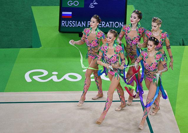 俄羅斯藝術體隊