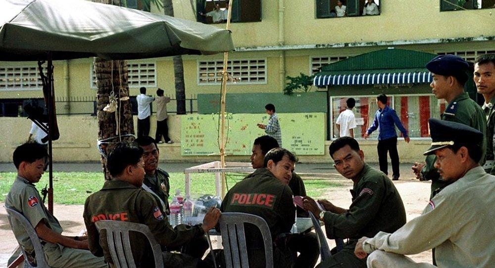 中國將撥付8.45億元人民幣援助柬埔寨武裝力量