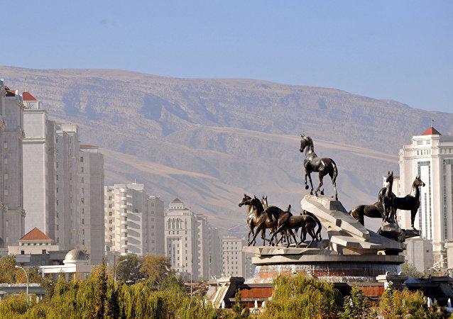 土库曼斯坦, 阿什哈巴德