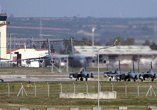 土耳其因吉尔利克军事基地