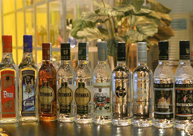 12年來俄羅斯酒類消費量減少了40%