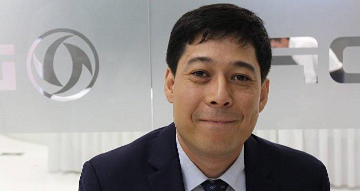 东风汽车俄罗斯有限公司总经理王鹏