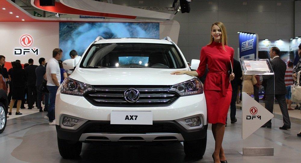 中國汽車二月份在俄羅斯市場銷量增加17%