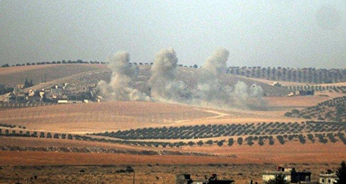 土耳其总理:叙利亚贾拉布鲁斯地区应从库尔德力量中解放