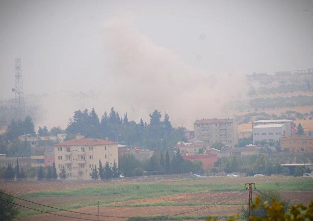 敘利亞巴卜大部分地區已從「伊斯蘭國」控制下解放
