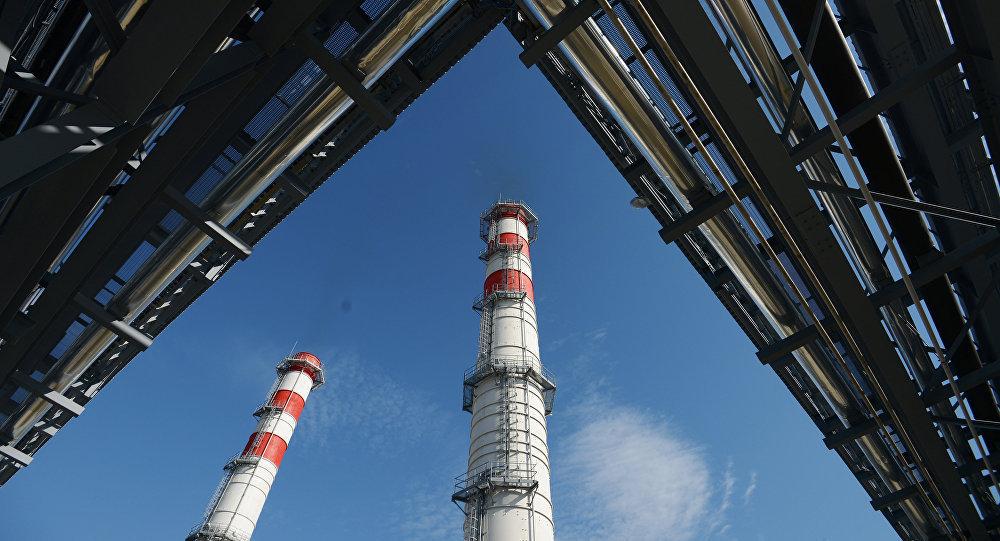 俄氣有意在華建設火電站