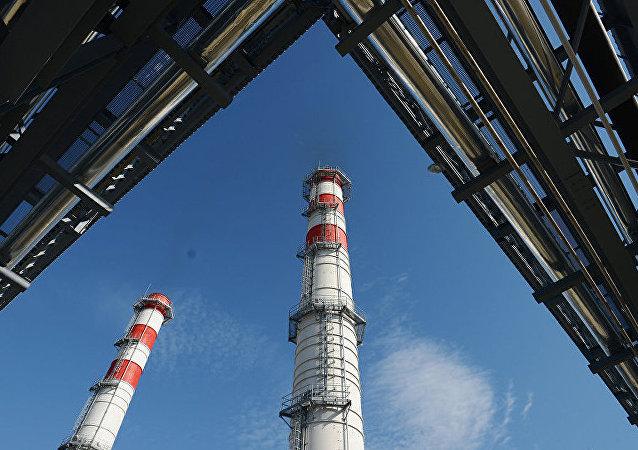 中國東方電氣集團承包烏克蘭斯拉維揚斯克電站改造項目