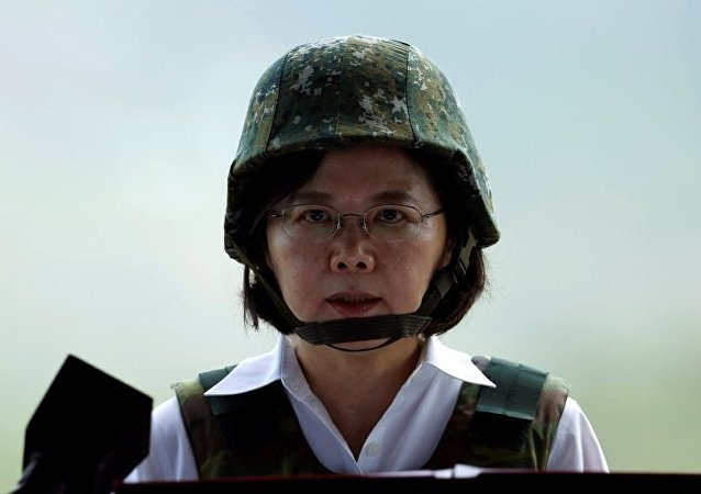 台湾地区新领导人蔡英文